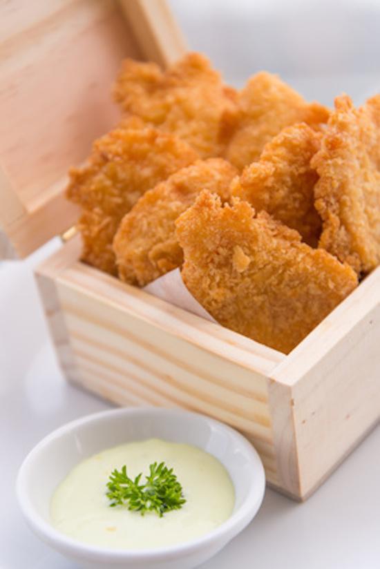 chicken nuggets ricetta