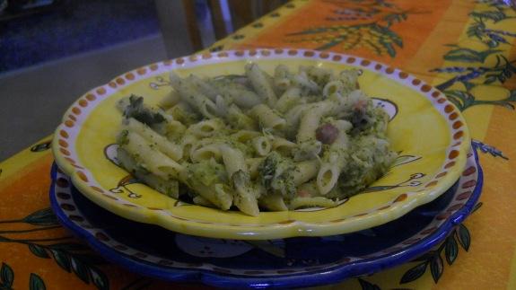 pasta broccoletti