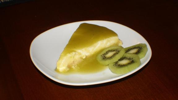 cheesecake kiwi
