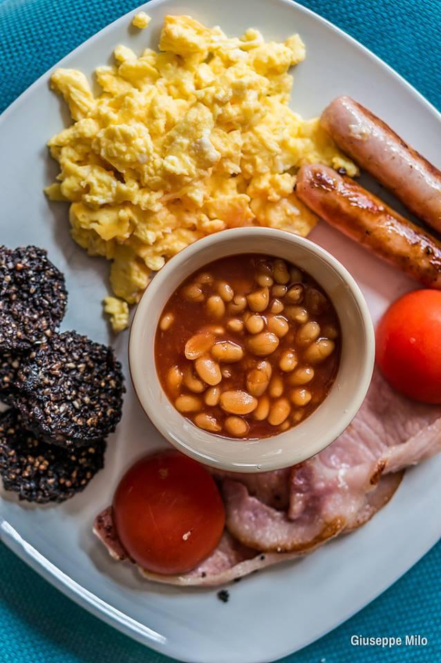 irish breakfast homemade ricetta