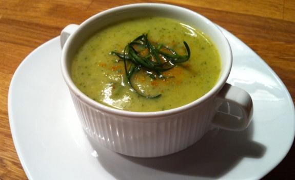 zuppa verde