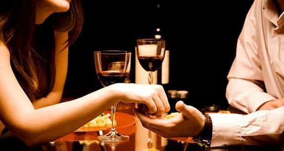 cena intima