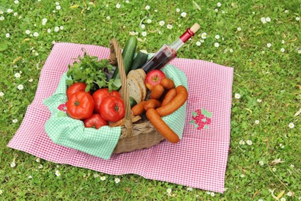 cesto picnic