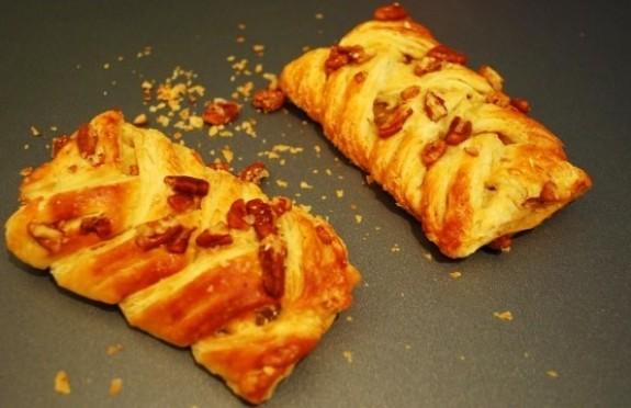 Ricette dolci veloci le sfogliatine con marmellata e noci for Ricette dolci veloci