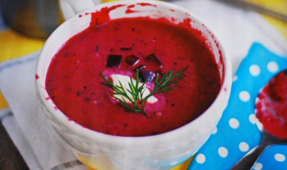 borscht freddo
