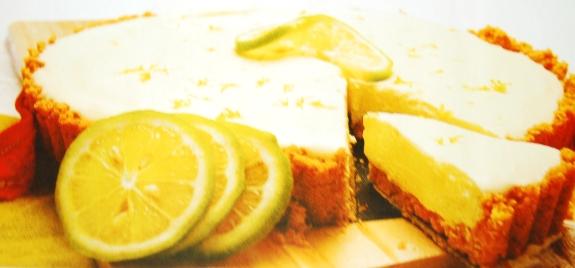 Ricette dolci estivi cheesecake al limone for Ricette dolci estivi
