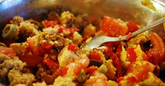 Ricette estive l 39 insalata di pane for Ricette di cucina estive