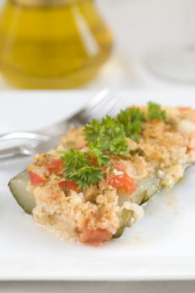 melanzane grigliate cous cous albicocche