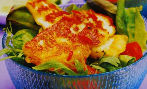Ricette estive facili e veloci insalata di halloumi for Ricette di cucina estive