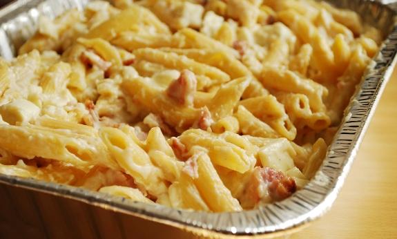gratin pasta