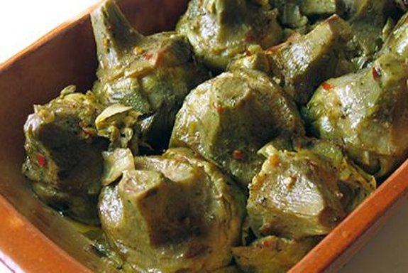 Carciofi alla romana la ricetta classica e originale for Ricette di cucina romana