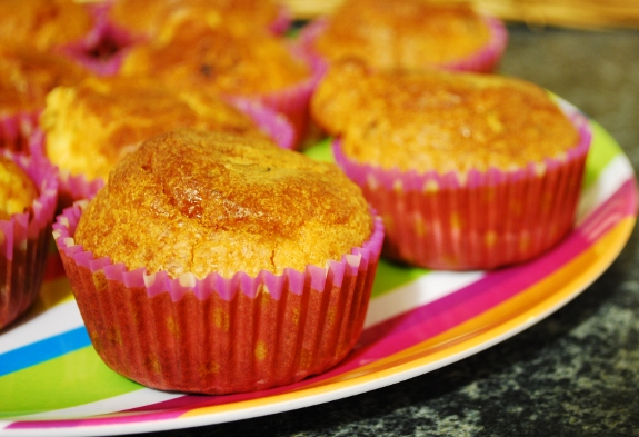 muffin salati mais pancetta