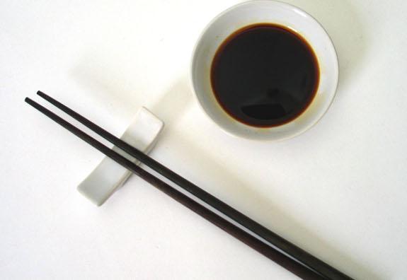 Salsa di soia senza glutine