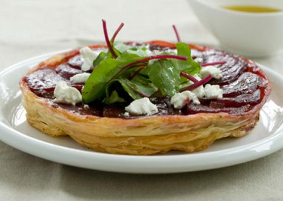torta salata rape rosse
