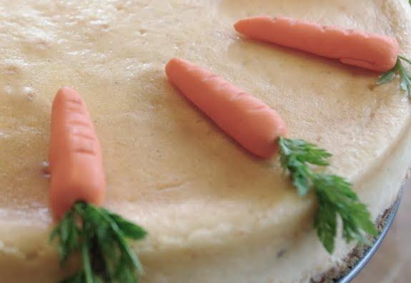 cheesecake carota