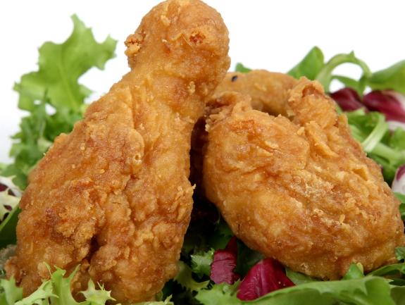 pollo mandorle