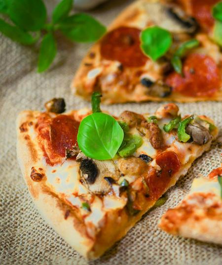 Pizza Bonci Senza glutine