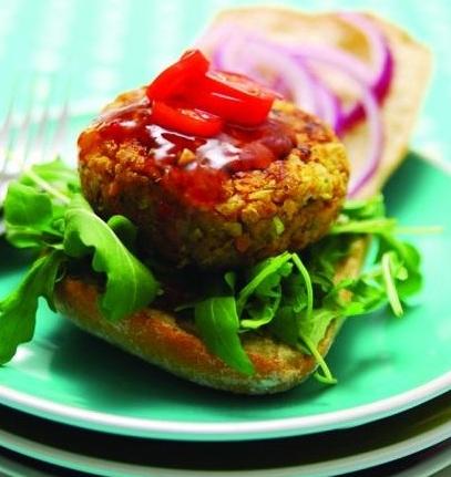 Hamburger di ceci e carote tra spezie e tradizione