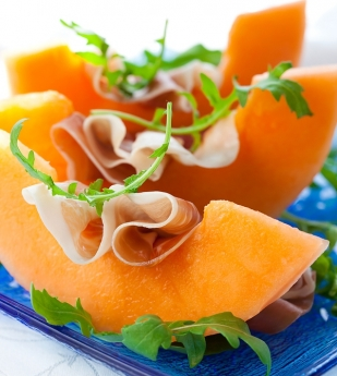 Prosciutto e melone, la ricetta che non è una ricetta