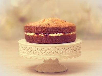 Sponge Cake ricetta