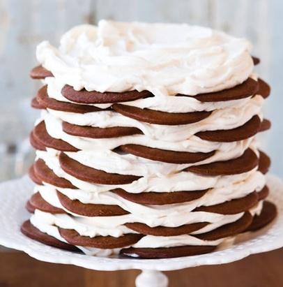 torta zenzero natale ricetta