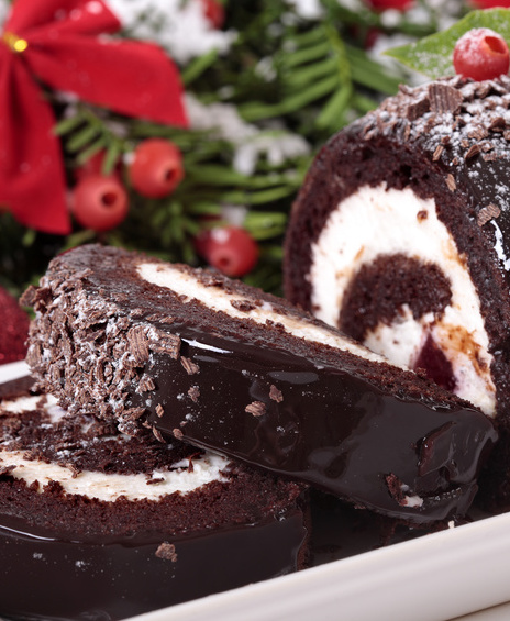 Tronchetto Di Natale Originale.Tronchetto Di Natale Ricetta Facile E Veloce