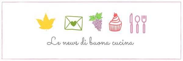 newsletter di cucina