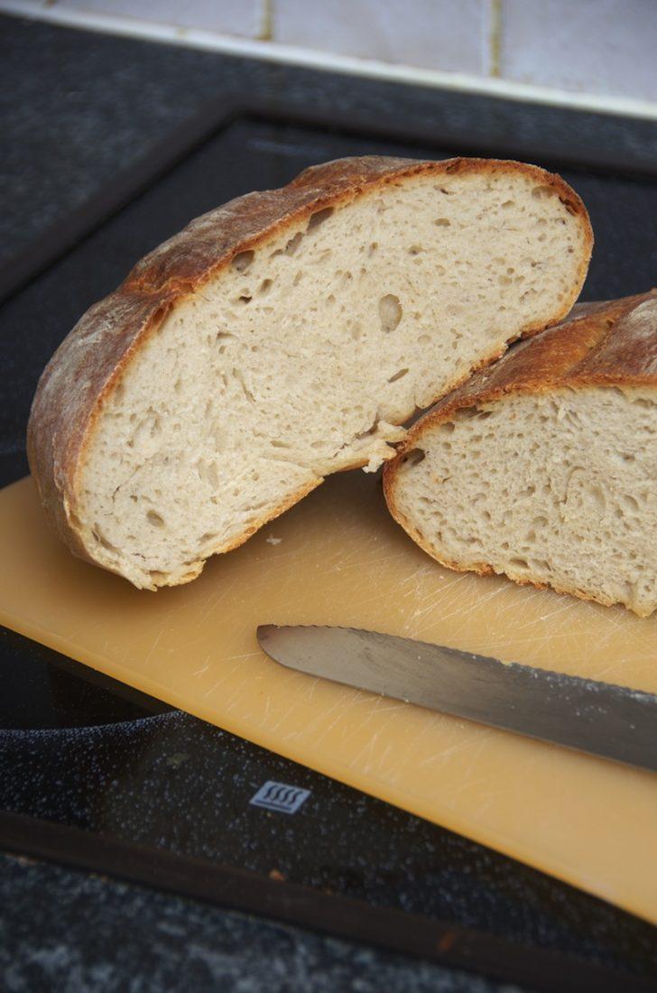 Ricette pane senza glutine con pasta madre