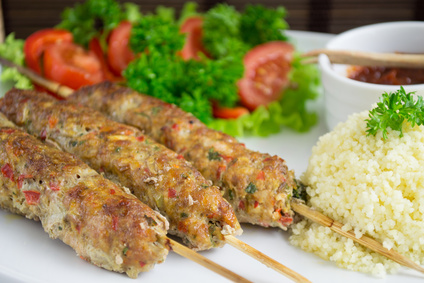 Kofte turche ricetta