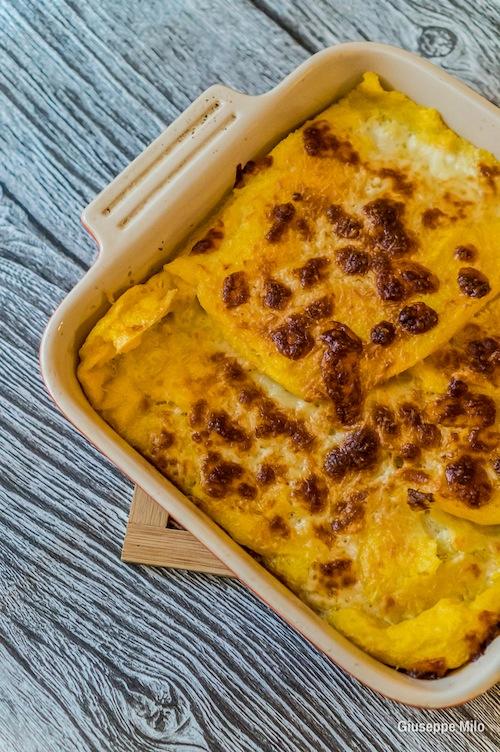 Polenta al formaggio