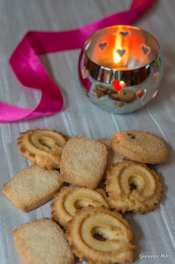 biscotti al burro ricetta