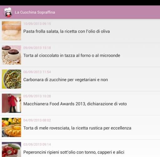 app cuochina gratis