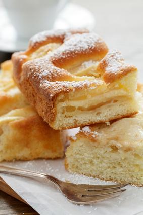 Ricetta torta uova e farina