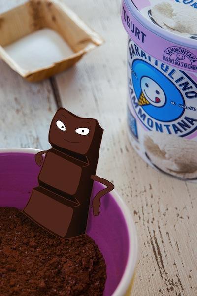 bon bon gelato e cioccolata