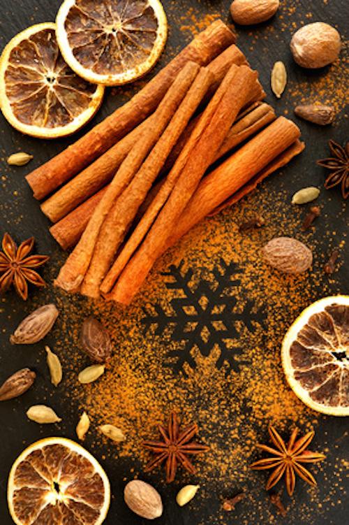 Le arance secche per decorare l 39 albero di natale e la casa - Segreti per profumare la casa ...