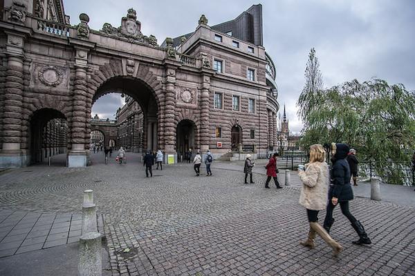 Parlamento Stoccolma