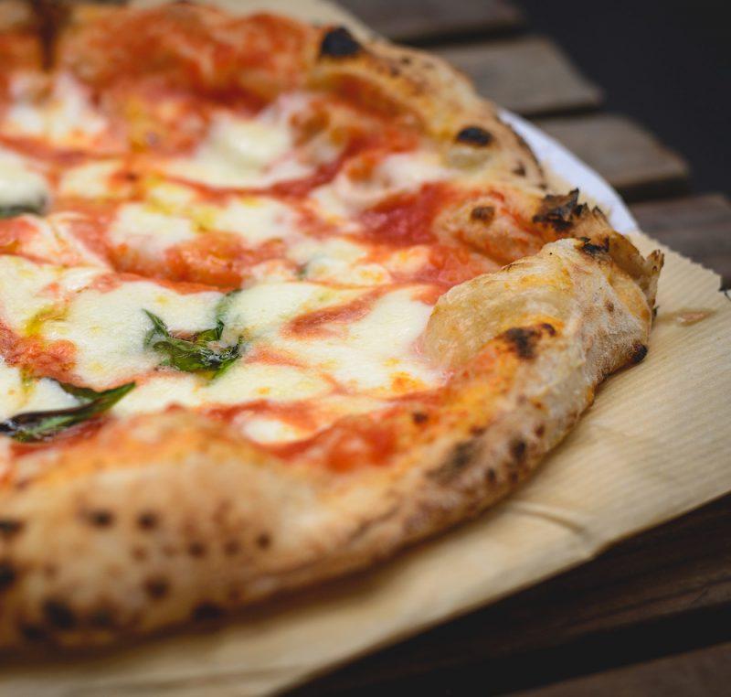 Ricetta X Una Buona Pizza.Pizza Napoletana Fatta In Casa Ricetta