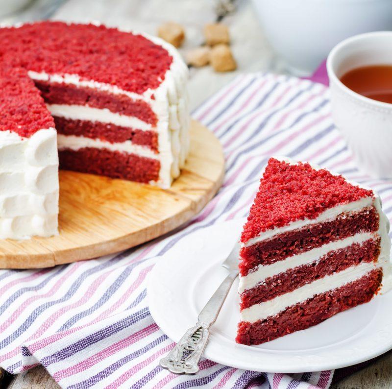 Ricetta Americana Red Velvet.Easy Red Velvet Cake Recipe From Scratch