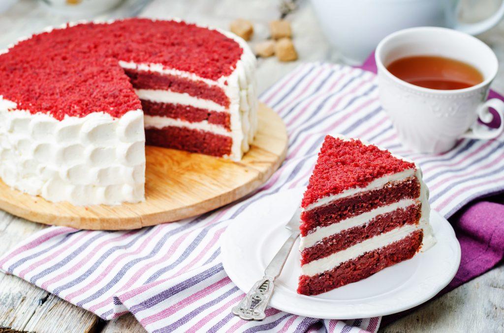 Red velvet cake originale