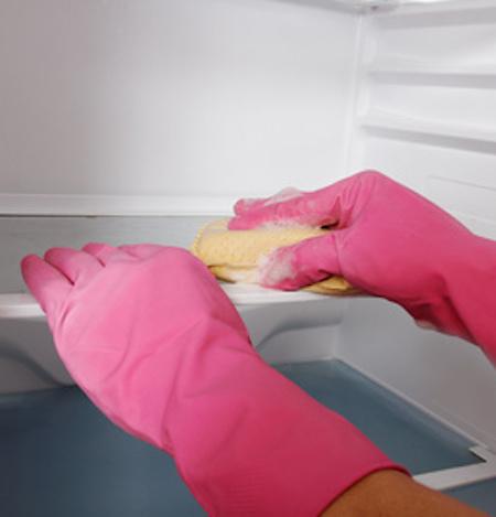 Pulizia frigo