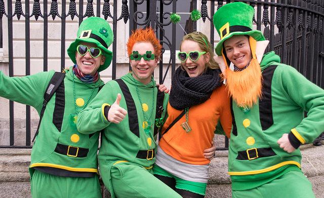 irlandesi felici