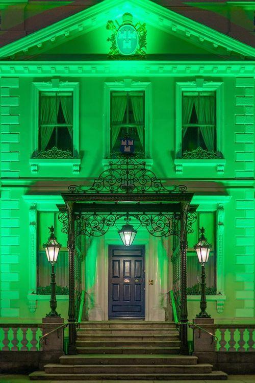 mansion house dublino