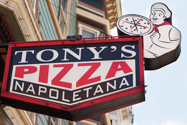 tony pizza san francisco
