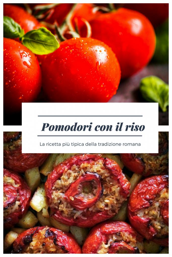 pomodori riso ricetta