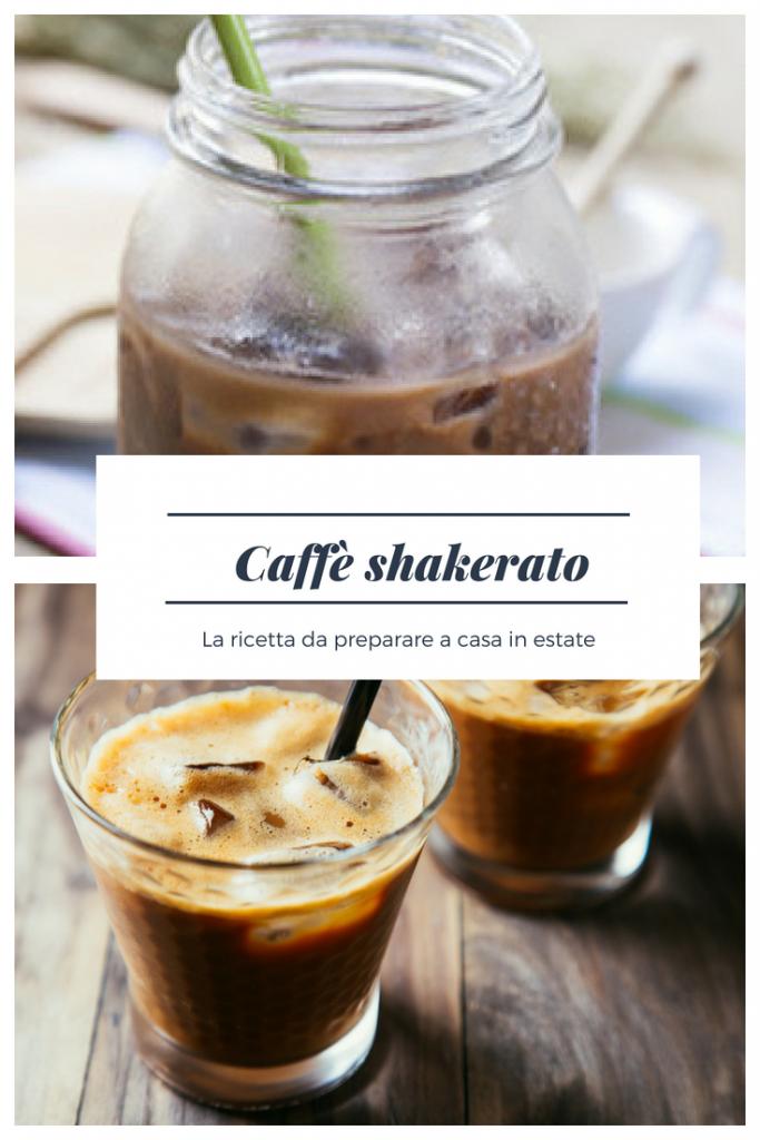 Caffe Shakerato Ricetta