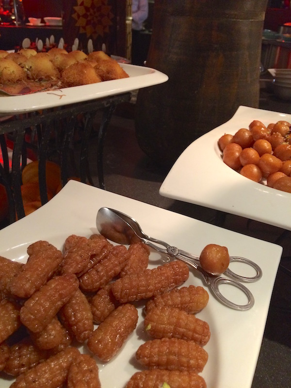 Ricette dolci arabi al miele