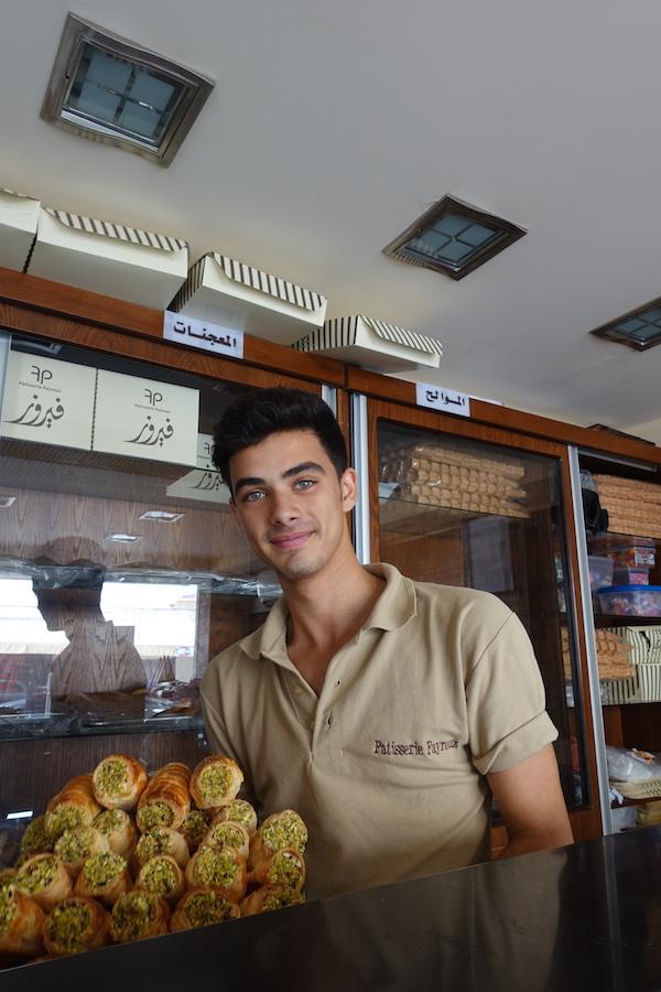 I dolci giordani