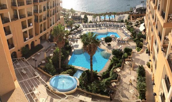 Corinthia Hotel Malta
