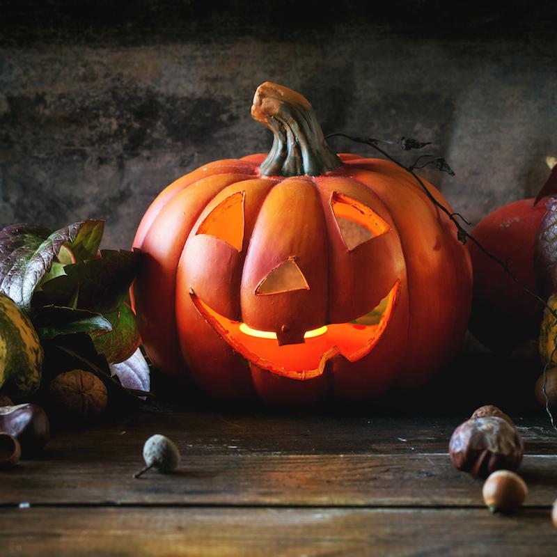 intagliare zucca Halloween