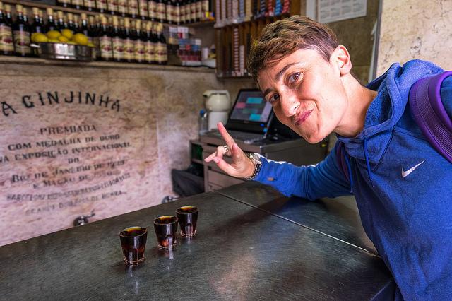 A Ginjinha Lisbona